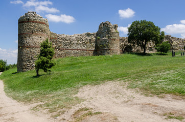 Ruins of Mezek fortress