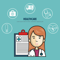 medical healthcare isolated icon vector illustration design