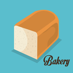 delicious bread product icon