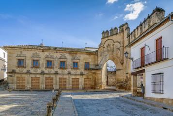 Casa del Populo, Baeza, Spain