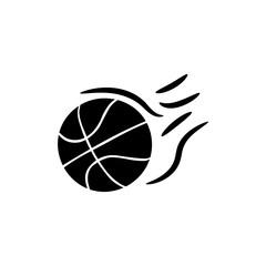 Basketball vector ion.