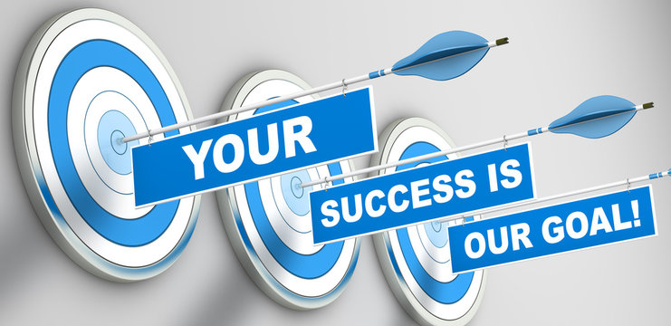 Your Success is our goal! / Target