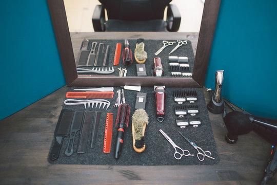 Professional tools.