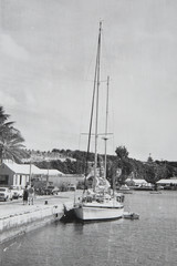 Old photos of yacht seventies