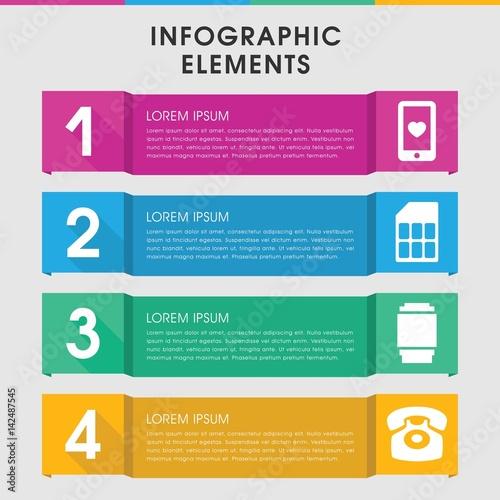 Infographic design study