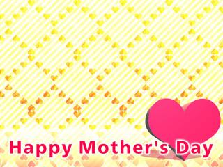 母の日 happy mother day