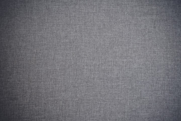 Textile background in grey color