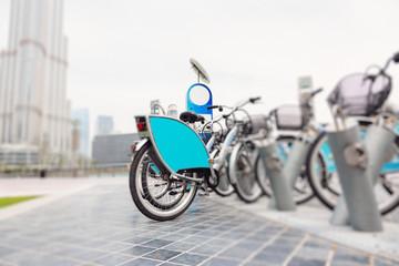 Bike Sharing In Dubai