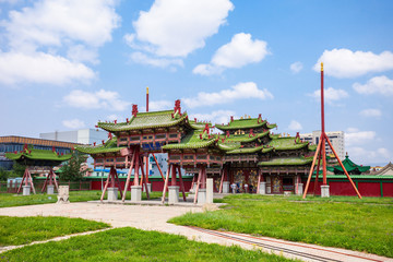 Bogd Khan Winter Palace