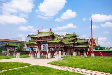 Bogd Khan Winter Palace