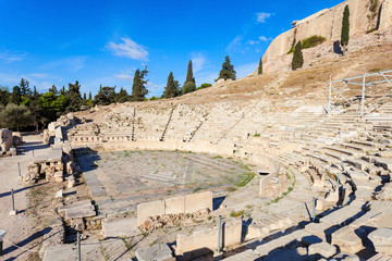Theatre of Dionysus, Acropolis