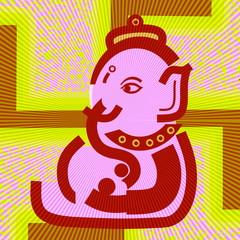 hindu holy god ganesha