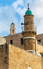 Al-Bahr Mosque in Tel Aviv-Jaffa - Israel