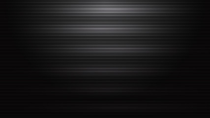 Black metal background.Abstrack wallpaper light and shadow.
