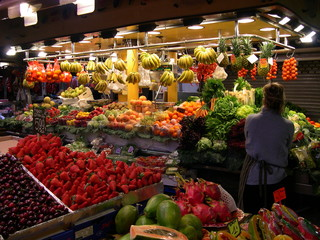 Rivendita di frutta e verdura