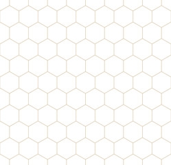 geometric hexagon minimal grid graphic pattern background