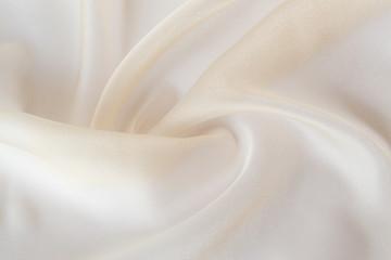 beige organza macro texture