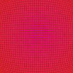 Red retro pop art background