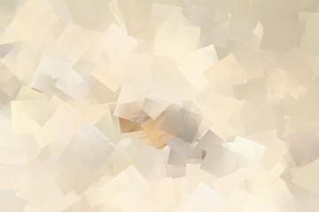 Mosaik Hintergrund in beige und weiß