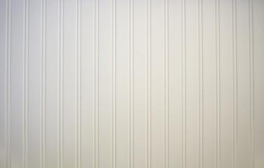 White Wainscoting Background