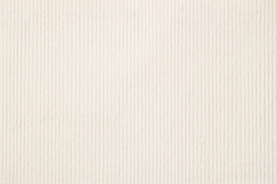 Texture of light cream in a strip paper, gentle shade for watercolor and artwork. Modern background, backdrop, substrate, composition use with copy space