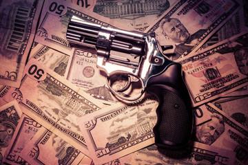 revolver and U.S. cash vintage