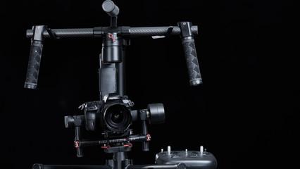 Hand held camera stabilizer