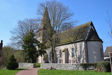 Dorfkirche Hajen