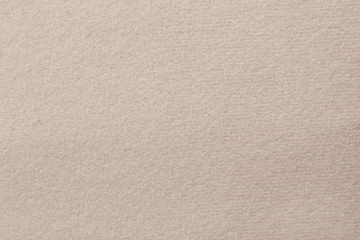 Soft beige textile as background