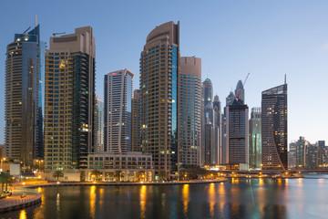 Dubai Marina Hochhaus Hochhäuser