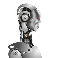 Robot - Cyborg - Intelligence artificielle - Science fiction - Cyber