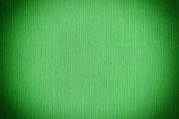 Green paper texture for background.