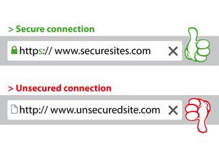 Beveilig je website door over te schakelen op HTTPS.