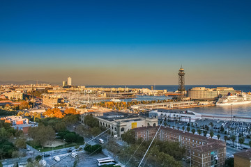 Barcelona — city in Spain, capital of the Autonomous region of Catalonia and of the province. November 2007