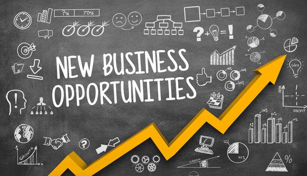 new business opportunities / Blackboard