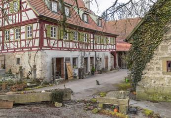 Oberregenbach in Hohenlohe