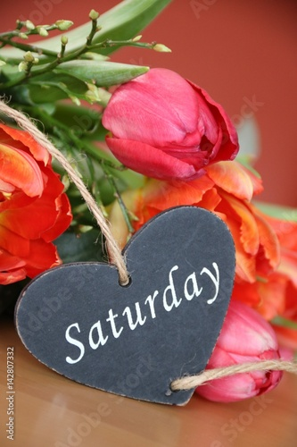 Einen Schönen Samstag Stockfotos Und Lizenzfreie Bilder Auf Fotolia