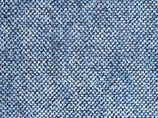 Texture denim with embossed blue in vintage retro style
