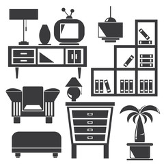 home furniture decoration and interior design