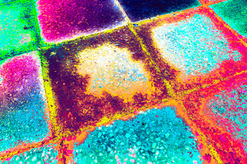 Color abstract background texture