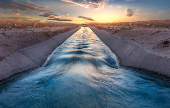 The Irrigation Canal