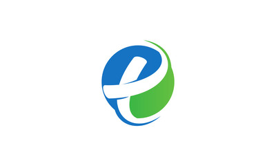 Letter EModern Logo