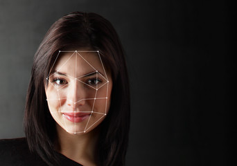 Biometric Verification - Woman Face Detection,