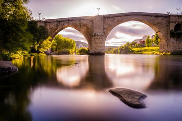 Galicia Orense Puente Romano