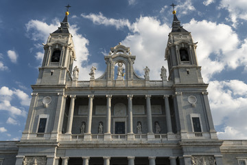 Madrid (Spain): Cathedral
