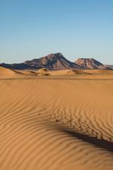 Die Wüste von Marokko