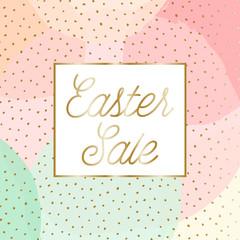 Easter Sale Design