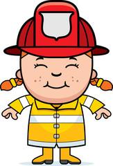 Girl Firefighter