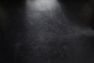 dark black wall background