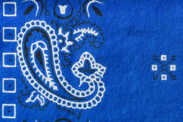Royal Blue Bandana